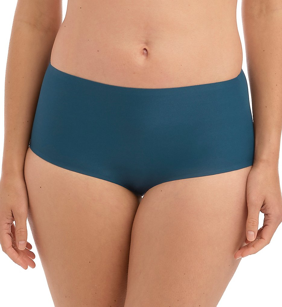 Fantasie - Fantasie FL2328 Smoothease Invisible Stretch Full Brief Panty (Teal O/S)