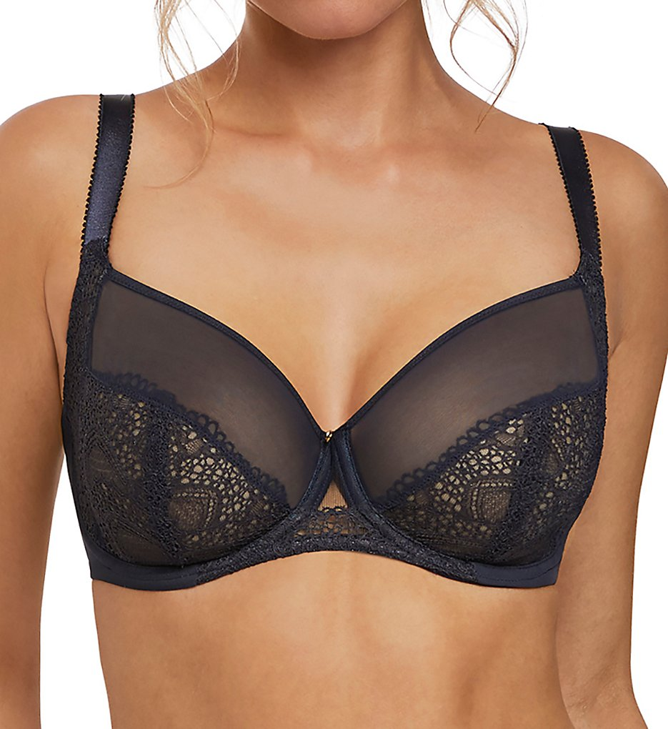 Fantasie - Fantasie FL2542 Twilight Underwire Side Support Bra (Ink 30FF)