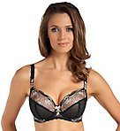 Melissa Underwire Side Support Plunge Bra