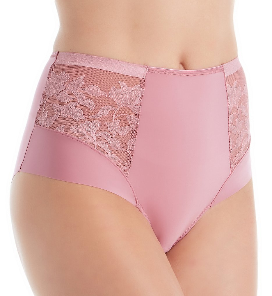 Fantasie - Fantasie FL2988 Illusion High Waist Brief Panty (Rose 2X)