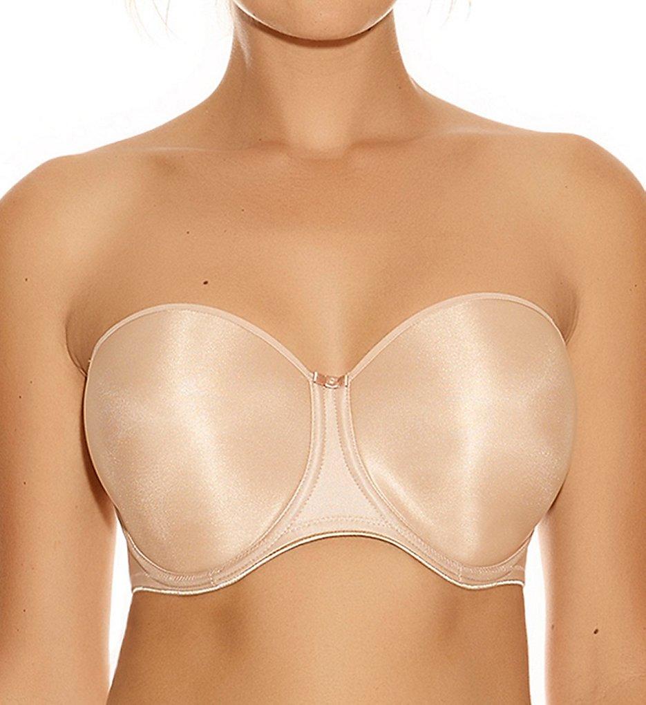 Fantasie FL4530 Smoothing Seamless Strapless Bra (Nude)