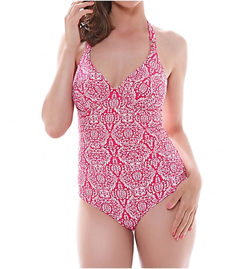Fantasie San Francisco Underwire Gathered Halter Swimsuit