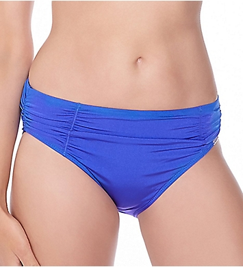 Fantasie Los Cabos Gathered Mid Rise Brief Swim Bottom