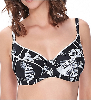 Fantasie Cocoa Island Underwire Balcony Bikini Swim Top