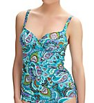 Viana Underwire Convertible Tankini Swim Top