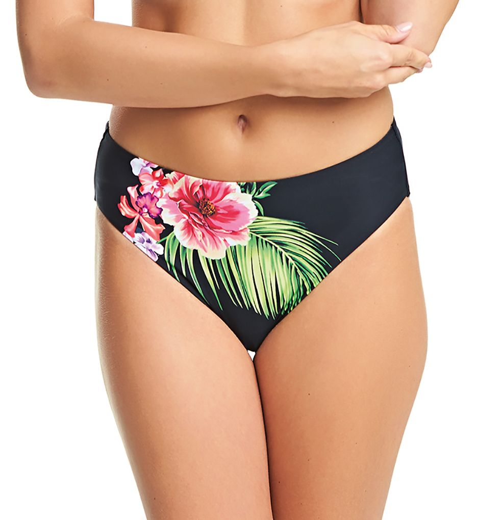 Fantasie Mustique Mid Rise Brief Swim Bottom