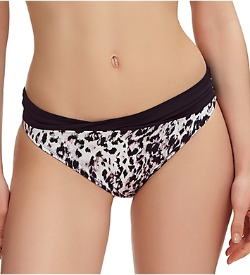 Fantasie Masai Mara Mid Rise Twist Brief Swim Bottom