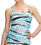 Kiruna Underwire Adjustable Side Tankini Swim Top