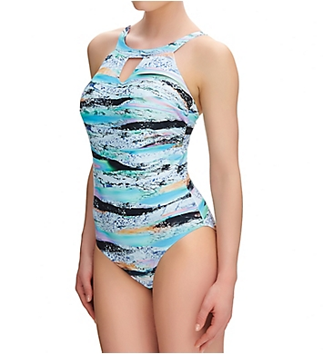 Fantasie Kiruna Underwire High Neck One Piece Swimsuit