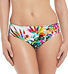 Margarita Island Mid Rise Swim Brief Swim Bottom