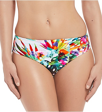Fantasie Margarita Island Mid Rise Swim Brief Swim Bottom