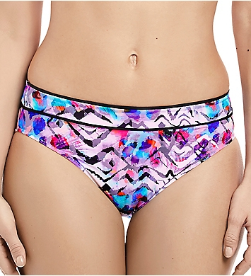 Fantasie Malundi Mid Rise Brief Swim Bottom
