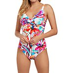 Paradise Bay Underwire One Piece Swimsuit