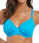 Paradise Bay Underwire Gathered Full Cup Swim Top