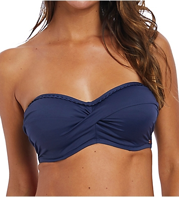 Fantasie Marseille Underwire Twist Bandeau Bikini Swim Top