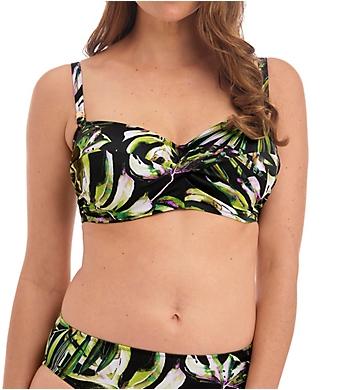 Fantasie Palm Valley Underwire Bandeau Bikini Swim Top