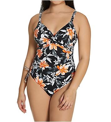 Fantasie Port Maria Underwire Twist Front Swimsuit