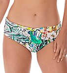 Playa Blanca Classic Twist Brief Swim Bottom