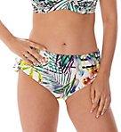 Playa Blanca Adjustable Leg Short Swim Bottom