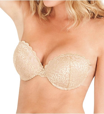 Fashion Forms Lace Ultimate Boost Backless Strapless Bra