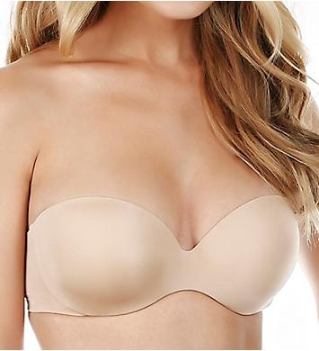 Felina Body Luxe Seamless Strapless Contour Bra