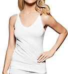 Pure Cotton Thin Strap V-Neck Camisole