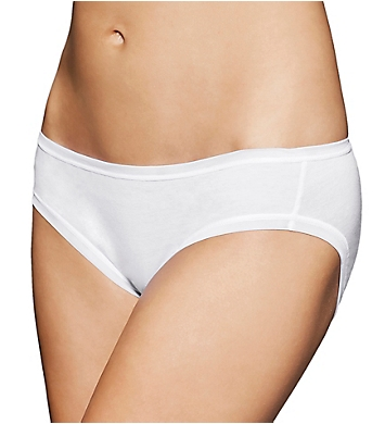 fine lines Pure Cotton Bikini Panties - 3 Pack