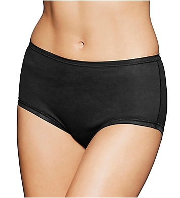 fine lines Pure Cotton Full Brief Panty - 2 Pack
