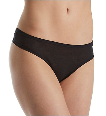 fine lines Pure Cotton G-String - 2 Pack