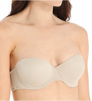 Fit Fully Yours Smooth Strapless Underwire T-Shirt Bra