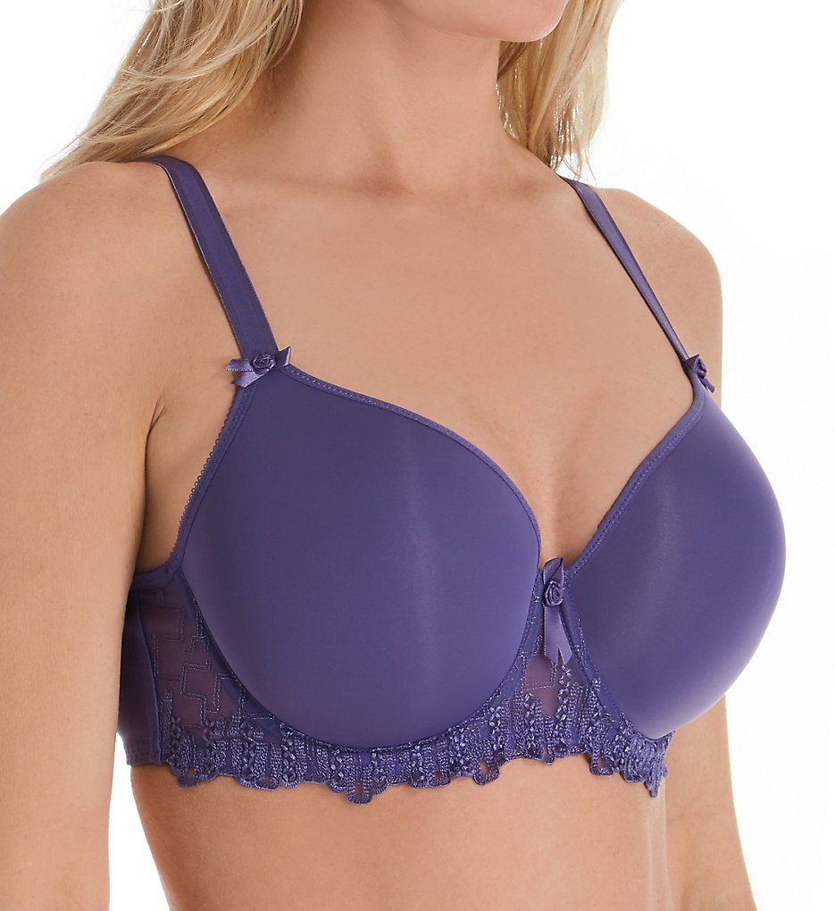 Fit Fully Yours B1812 Elise Molded Convertible Bra (Lavender Aura