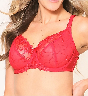 Fit Fully Yours Joyce See Thru-Lace Bra
