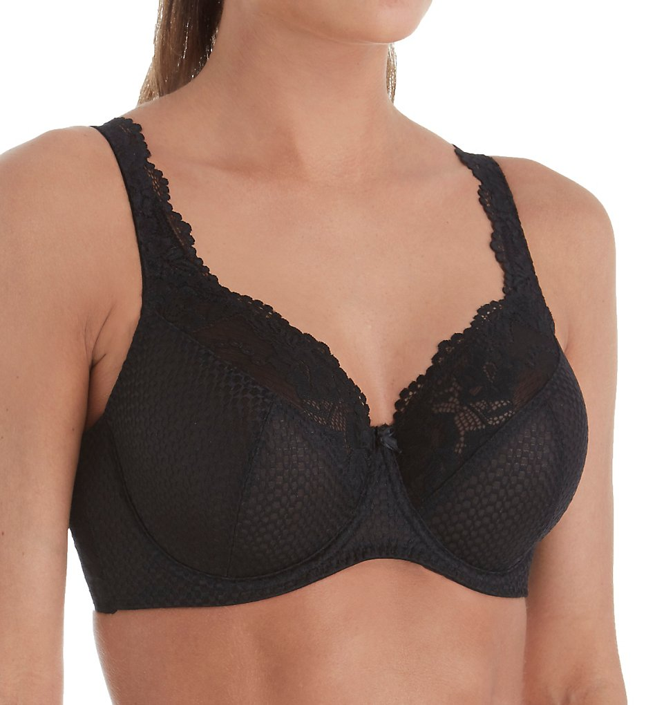 Fit Fully Yours B2761 Serena Lace Multi-Part Bra