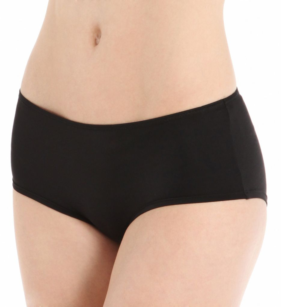 Fit Fully Yours Crystal Smooth Boyshort Panty