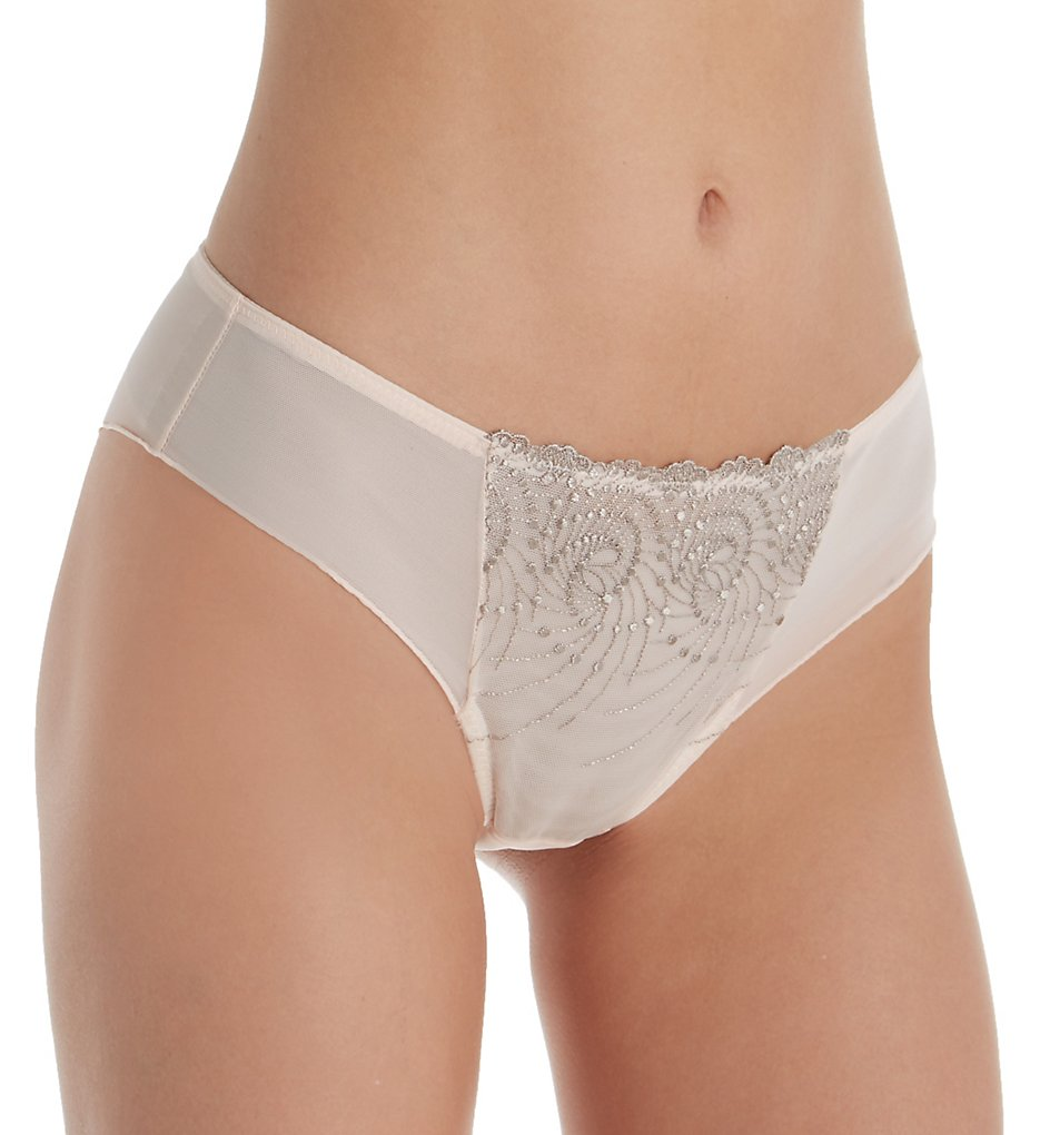 Fit Fully Yours - Fit Fully Yours U2275 Nicole Tanga Panty (Cloud Pink XS)