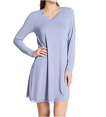 Fleur't Modest Iconic Nightshirt with Shelf Bra