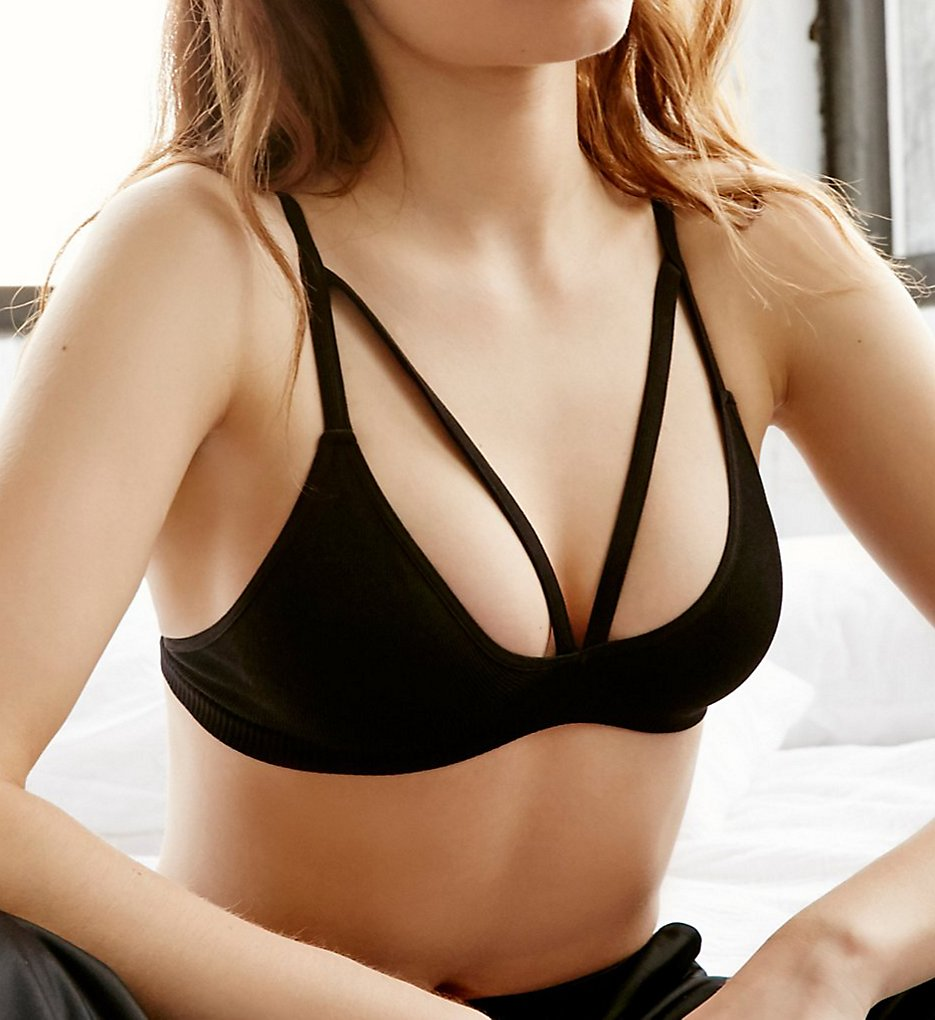 Free People 470983 Keira Seamless Bralette