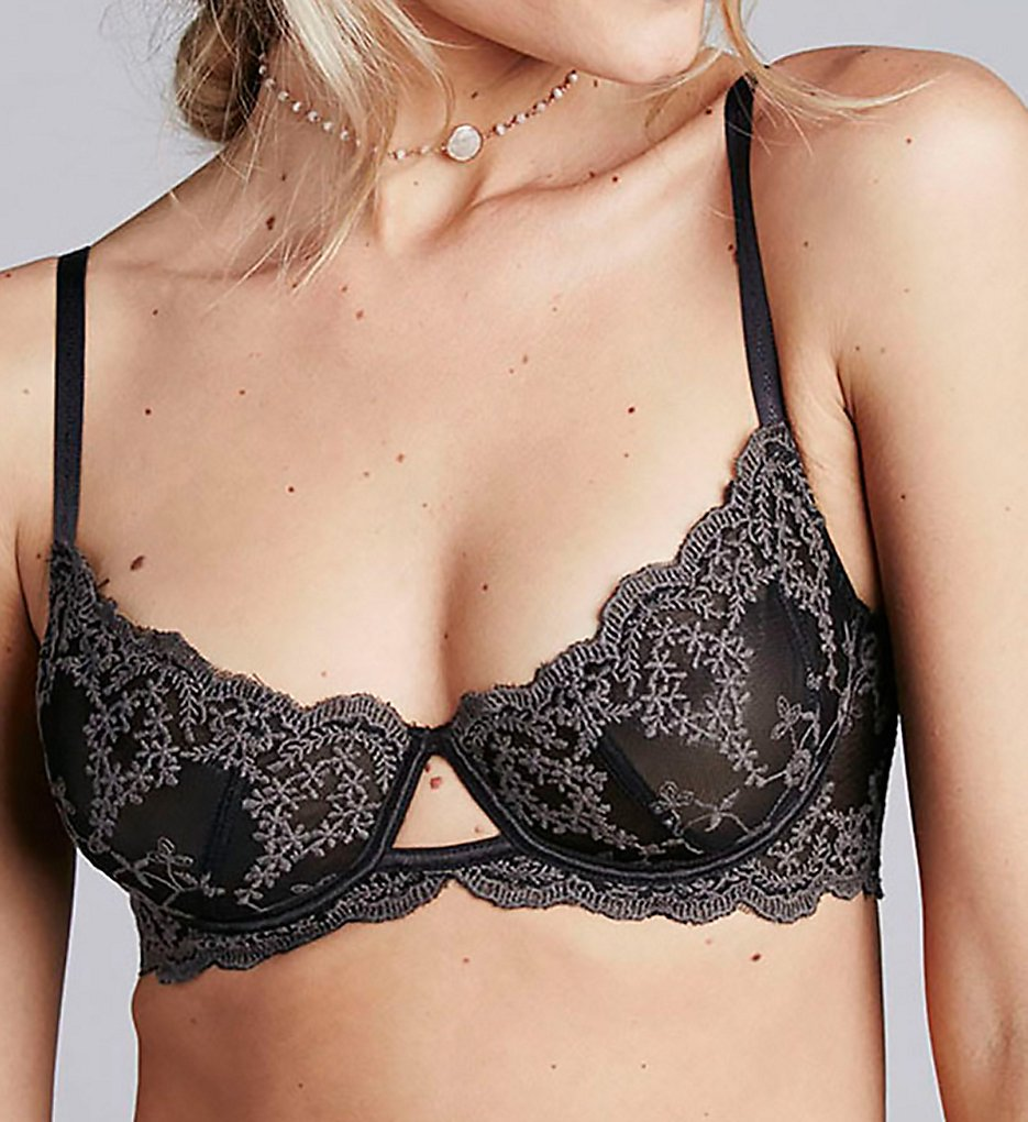 Free People 500012 Daydreamer Lace Underwire Bra