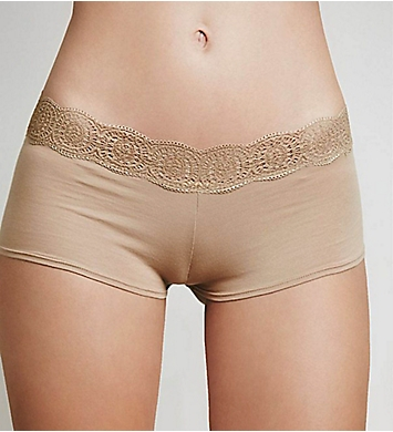 Free People Medallion Boyshort Panty