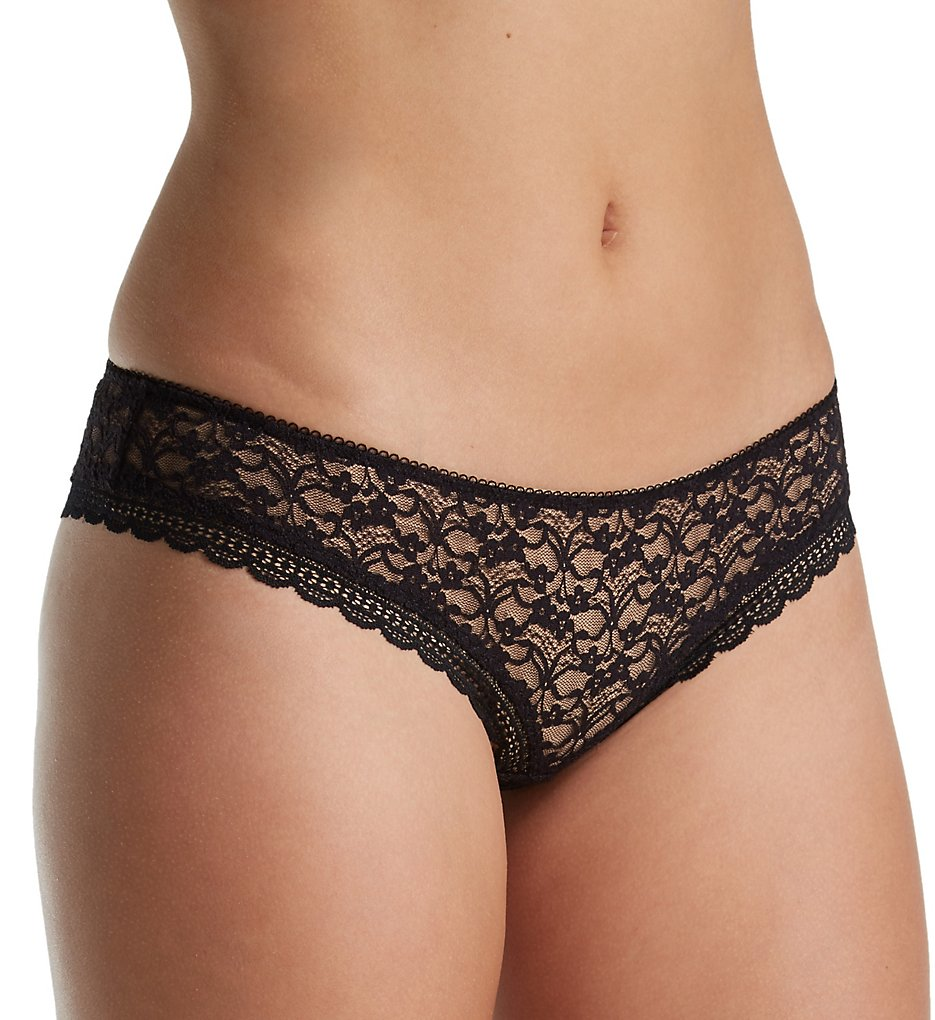 Free People 584352 Lace Hipster
