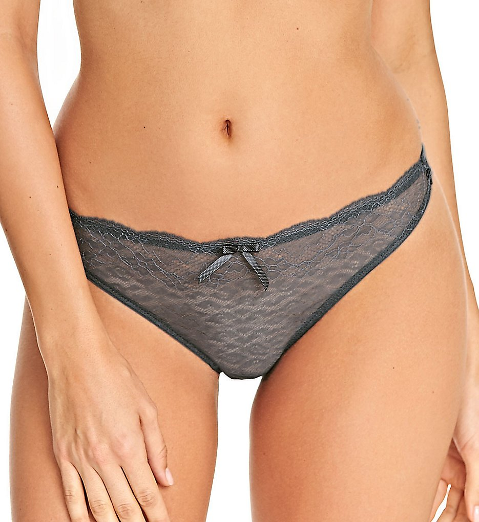 Freya >> Freya AA1008 Fancies Thong Panty (Graphite L)