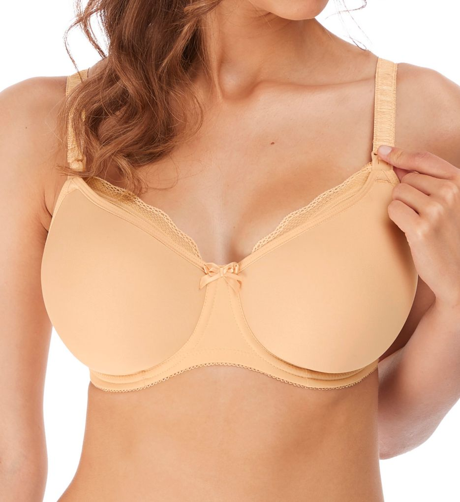 Freya Pure Underwire Spacer Moulded Nursing Bra
