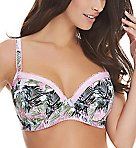 California Dreams Underwire Half Cup Bra