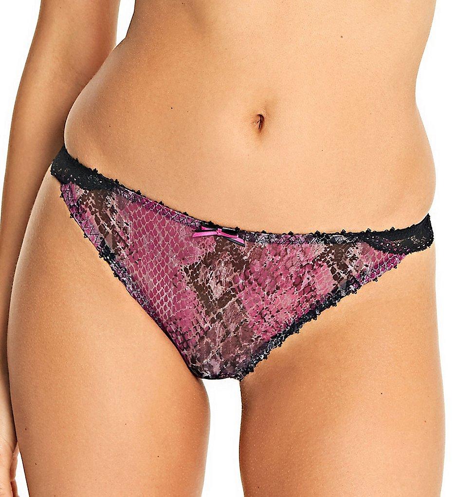 Freya - Freya AA2607 Rebel Rebel Brazilian Thong Panty (Sour Cherry S)