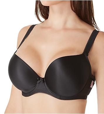 Freya Deco soutien-gorge nude Taille 34DD 36D sans fil Rembourré Plongeant T-shirt beige 4231