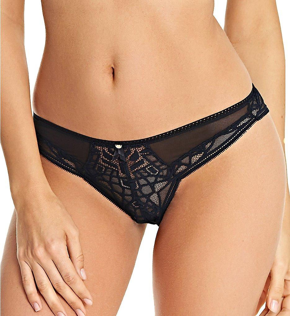 4a986dae4521f Freya Soiree Lace Thong Panty AA5017 - Freya Panties