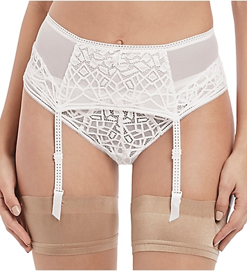 Freya Soiree Lace Suspender Belt