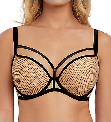 Freya Taboo Underwire Deco Moulded Plunge Bra