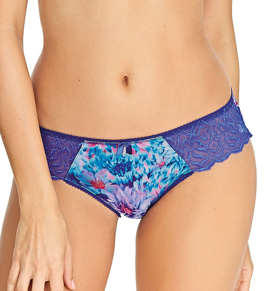 Freya - Freya AA5295 Chelsea Bloom Brief Panty (Jewel XS)