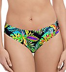 Electro Beach Bikini Brief Swim Bottom